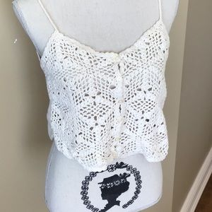Camisole with strap like new donating 25/6
